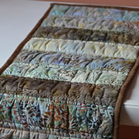 Earthy Table Runner
