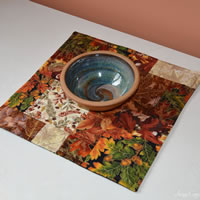 Autumnal Table Topper