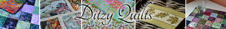 Ditzy Quilts Header